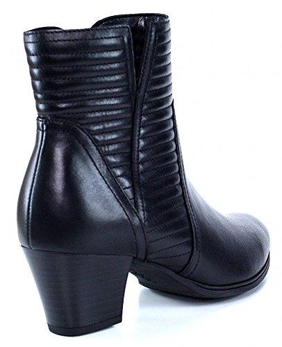 Gabor Donna stivaletti nero, (schwarz) 31.682.27 Nero 00