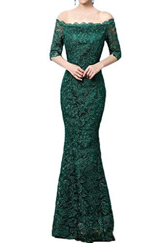 ivyd ressing Femme zaertlich gestuft porteur ligne Los A longue robe de soirée Prom robe du soir Jaegergruen