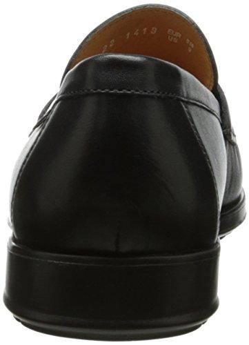 Mephisto - Howard Desert 9200 Black, Pantofole Uomo Black