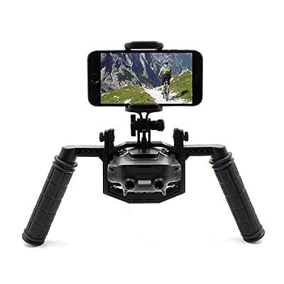 yuntu Handheld Gimbal Holder Stabilizer Cinema Tray for DJI Mavic Air FPV Drone Accessories 3D Printed from yuntu