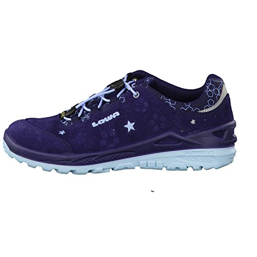 Lowa Marie GTX Lo Navy Eisblau blau
