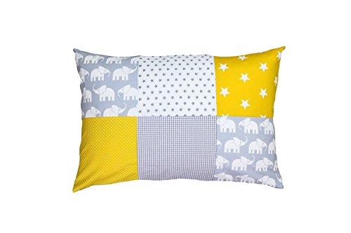 Funda de almohada para bebé de ULLENBOOM ® de 40x60 cm con...