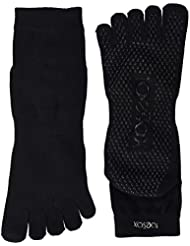 Yoga-mad Full Toesox - Calcetines de Yoga