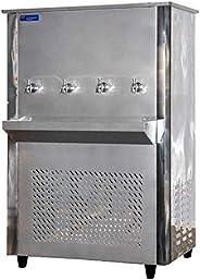 Suepr General 4 Tap Water Cooler Dispenser, Silver - SGAA92T4
