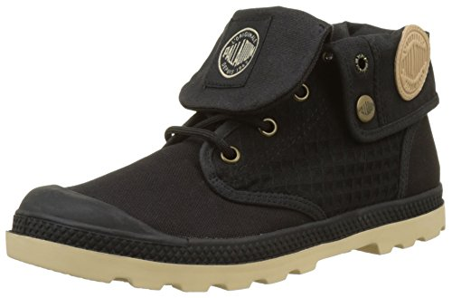 PalladiumBaggy Low Lp - Pantofole Donna Nero (Black/almond Buff)