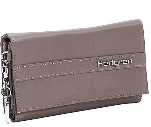 hedgren-portefeuille-2-volets-portefeuille-a-2-plis-en-nylon-long-sepia-brown-taille-unique