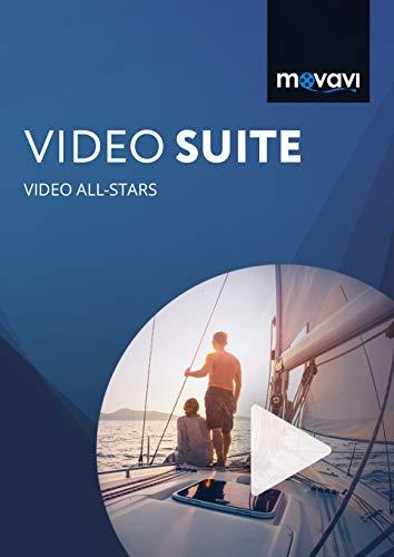 Movavi Video Suite 18 Personal | Standard | PC | PC Aktivierungscode per Email