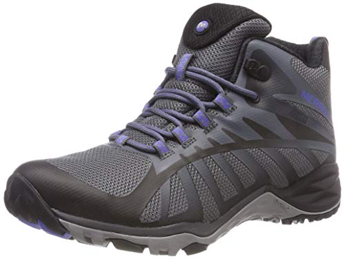 21d1f79a3d70 Merrell Women s Siren Edge Q2 Mid Waterproof High Rise Hiking Boots