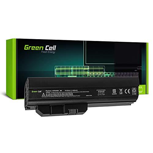 Green Cell Standard Serie HSTNN-IB0N Laptop Akku für HP Mini 311 311-1000/Compaq Mini 311 311C 311-1000 (6 Zellen 4400mAh 10.8V Schwarz)