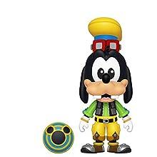 Funko 34565 5 Star: Kingdom Hearts 3: Goofy, Multi
