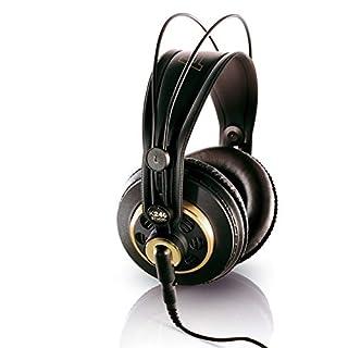 AKG K240 STUDIO Professional Semi-Open, Over-Ear  Headphones