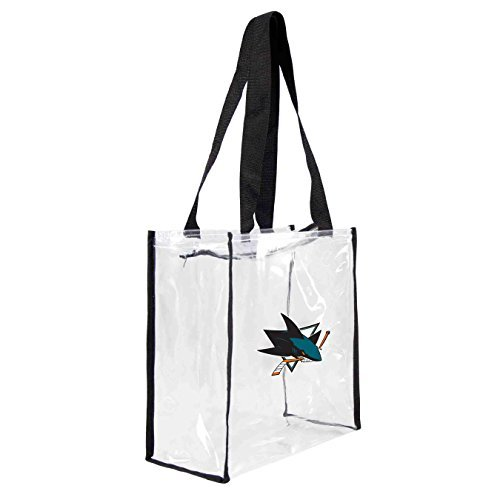 nhl-san-jose-sharks-square-stadium-tote-115-x-55-x-115-inch-clear-by-littlearth