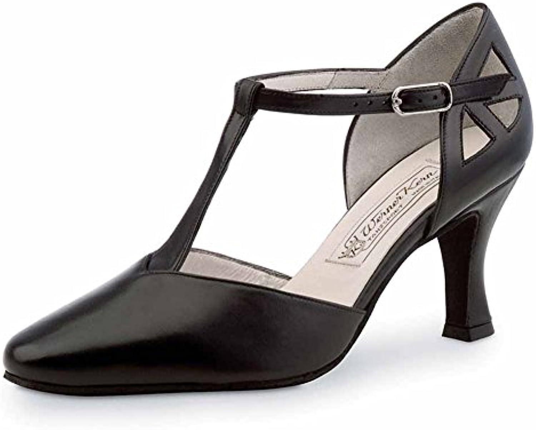 Werner Kern Donne Scarpe Scarpe Scarpe da Ballo Andrea - Pelle Nero - 6,5 cm | Il Più Economico  | Uomini/Donne Scarpa  9ab259
