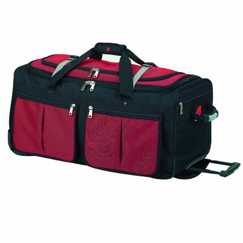 athalon-luggage-29-inch-15-pocket-duffel-red-black-one-size
