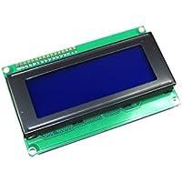 2004Ein blau LCD-Modul HD4478020x 4Arduino Parallel PI Serielle I2C
