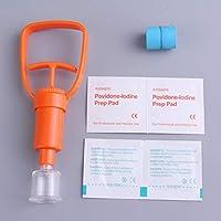 Delicacydex Nützliche Outdoor Camping Survivor Rescue Gift Protector Venom Extractor Für Reise Sicherheit Kit... preisvergleich bei billige-tabletten.eu