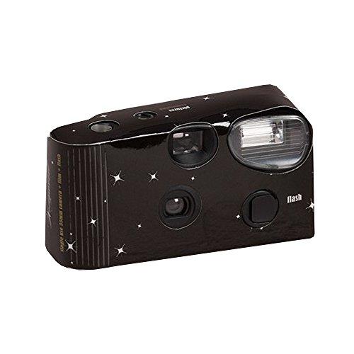 """Einwegkamera \""""Hollywood Design\"""" schwarz Hochzeit Einwegkameras Hochzeit Kameras"""