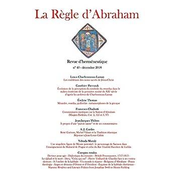 La Règle d'Abraham #40