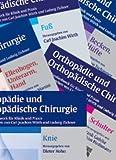 """Paket """"Extremitäten"""" (mit den Bdn. Schulter; Ellenbogen, Unterarm, Hand; Hüfte u. Becken; Knie; Fuß) - Carl Joachim Wirth, Ludwig Zichner"""
