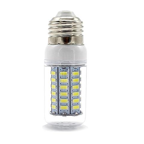 SZFC LED Corn Bulbs E27 Day Light White 6000K 5.5W AC220V-240V for Household