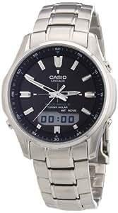 Casio Funkuhren Herren-Armbanduhr Funk-Solar Analog-Digital Quarz LCW-M100DSE-1AER