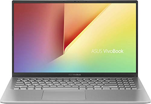 "ASUS VivoBook 15 S512FA-BR066T - Portátil de 15.6"" (Intel Core i5-8265U, 8 GB RAM, 256 GB SSD, Intel UHD Graphics 620, Windows 10) Plata - Teclado QWERTY Español"