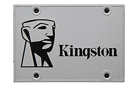 Kingston SSDNow UV400 480 GB solid state drive 2,5 Zoll SATA 3 Stand-alone drive