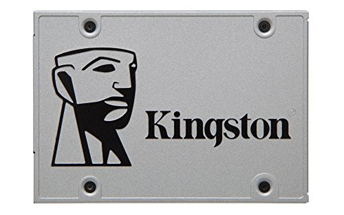 "Kingston UV400 SSDNow Unità a Stato Solido Interno da 960 GB, 2.5"", SATA 3, Stand-Alone Drive"