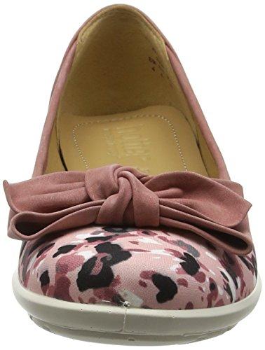 Hotter Jewel, Ballerine Donna Pink (Dappled Pink)