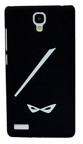 ImagineDesign(TM) Premium Hard Back Case Cover for XIAOMI MI REDMI NOTE / NOTE 4G / NOTE PRIME (It's OK. I'm a Ninja)
