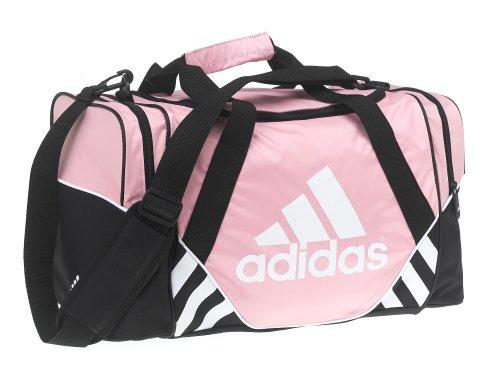 adidas Copa Duffel (klein), damen, Diva/Black/White