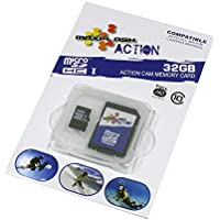 32 GB microSD Memory Card and Adaptor for Samsung Galaxy S3 LTE I9305