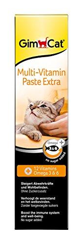 GimCat Multi-Vitamin-Paste Extra, 1er Pack (1 x 200 g)
