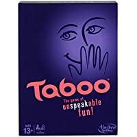هاسبرو لعبة تابو (A4626)