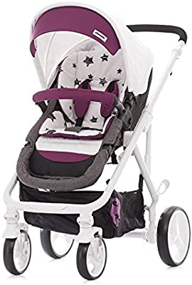 chipolino Chip kket015 03fu Buggy – gases, color fucsia