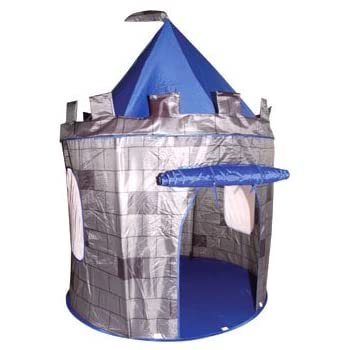 Pop Up Castle Play Tent  sc 1 st  Amazon UK & Pop Up Castle Play Tent: Amazon.co.uk: Toys u0026 Games