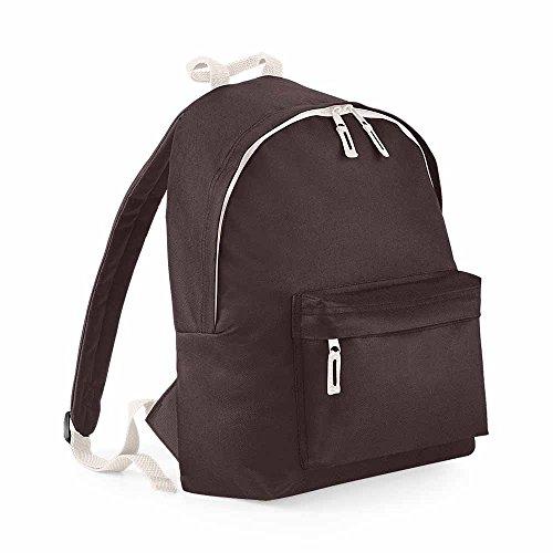 Bag Base mixte Bg125cesa Original Mode Sac à dos, Chocolat/sable, Medium