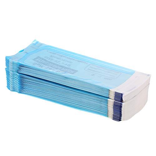 Festnight 200 Teile/paket Selbstdicht Sterilisation Beutel Medizinischem Papier Einweg Dental Tattoo Werkzeug Aufbewahrungstasche 260 * 90mm -