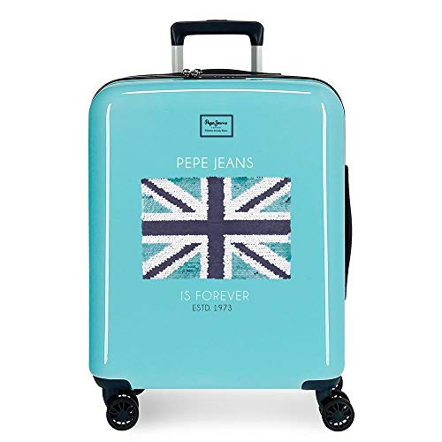 Pepe Jeans Cuore Hardside Carry-On Suitcase