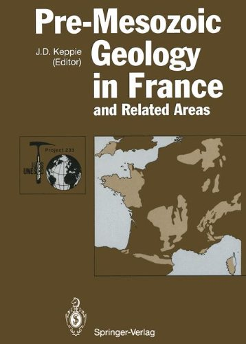 Pre-Mesozoic Geology in France and Related Areas (IGCP-Project 233)