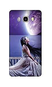 ZAPCASE PRINTED BACK COVER FOR SAMSUNG GALAXY J5 2016 EDITION