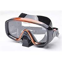 Máscara de snorkel, Buceo Buceo Máscara de buceo libre con vista de 180 grados,