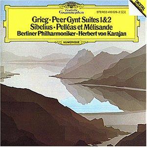 Peer Gynt Suiten 1 & 2 / Pelleas et Melisande -