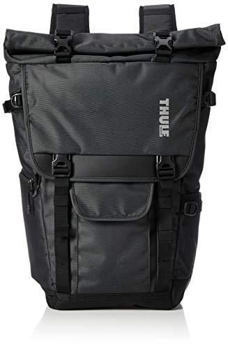 Thule TCDK101K Covert DSLR Backpack Rucksack für Spiegelreflexkameras mit Laptop Fach grau
