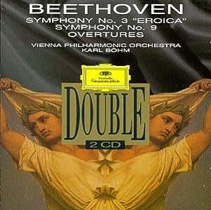 Beethoven: Symphonies 3 & 9: 3 Overtures