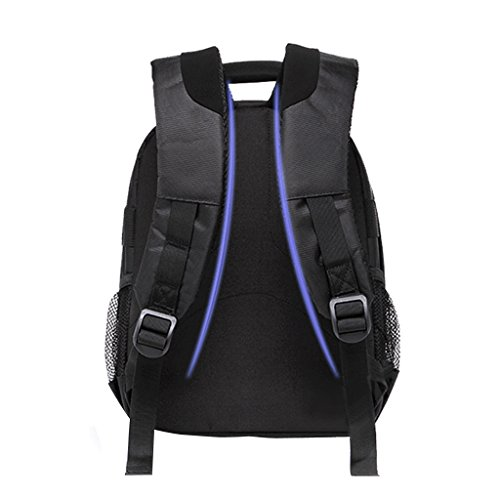 Generic Universal Lightweight DSLR Camera Lens Backpack Bag