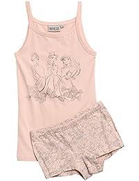 Wheat Girls Unterwäsche-Set Princess Cinderella Disney, Conjunto de Ropa Interior para Niñas