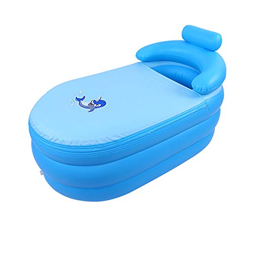 Folding Bathtub Inflatable Porta...