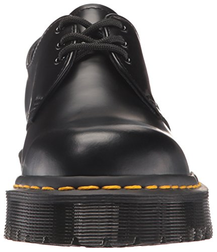 Bex Liscio Dr Smooth Mens Oxford Black Martens Oxford 1461 Mens Nero Dr Martens Bex 1461 qIF7aw
