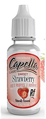 Capella Aroma 13ml DIY Sweet Strawberry Rf von Capella